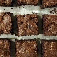 Best Fudgy Brownies From Scratch