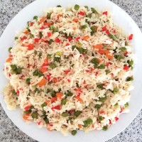 Rice and Vegetables Recipe
