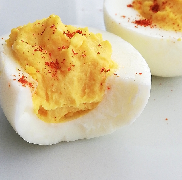 how to make deviled eggs recipe